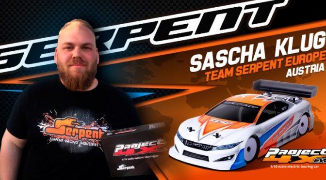 Sascha  Klug wechselt zu Team Serpent – 4X