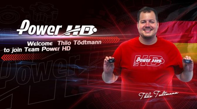 Thilo Tödtmann jetzt im Power HD Factory Team