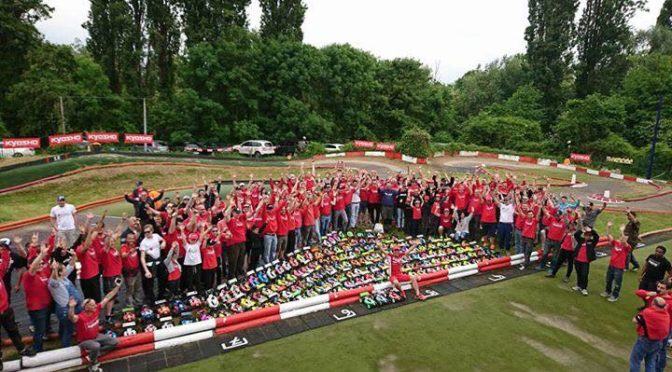 20th Kyosho Masters 2018