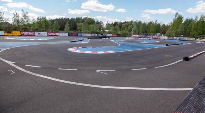Geschwindigkeitsrausch beim RC-Speedracer