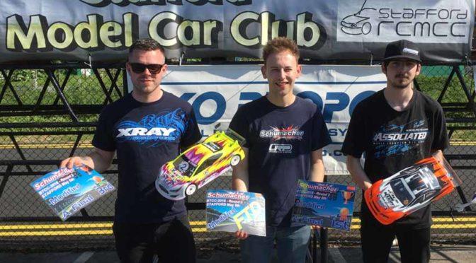 Schumacher BTCC Rd2 Stafford – Elliott Harper siegreich
