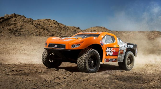 1/10 22S K&N 2WD SCT Brushless RTR mit AVC