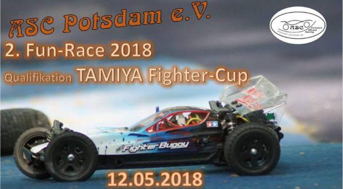 2. Fun Race 2018 und Qualifikationslauf zum TAMIYA Fighter Cup 2018