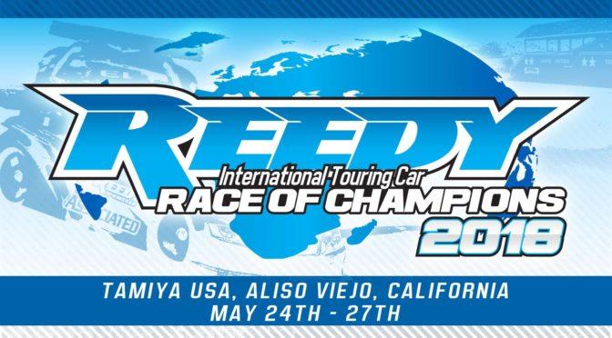 REEDY INTERNATIONAL TOURING CAR RACE OF CHAMPIONS
