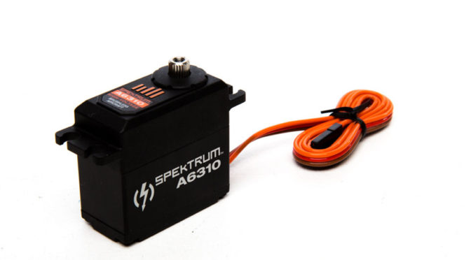 A6310 Brushless HV High Torque Aluminium Servo