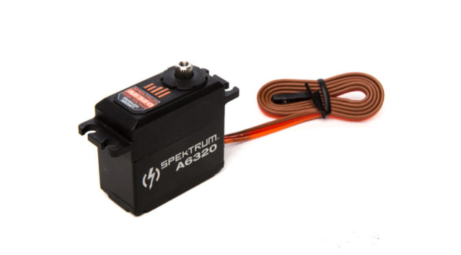 Spektrum™ A6320 Ultra Torque High Speed Metal BL HV Servo