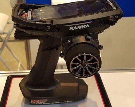 Sanwa stellte in Japan die M17 vor