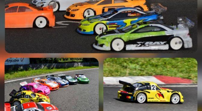 2.Lauf GT-Cup 1/8 der GTS-Ost + HPI-Challenge beim AMC Mühlau