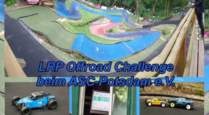 LRP Offroad Challenge am 19./ 20.05.2018 beim ASC-Potsdam