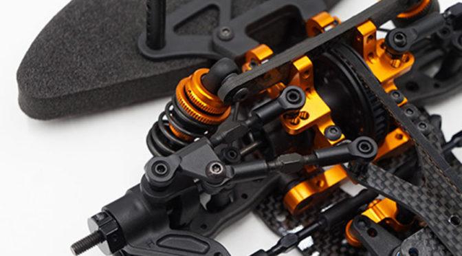 Camberlink Stiffener Set For Xray T4