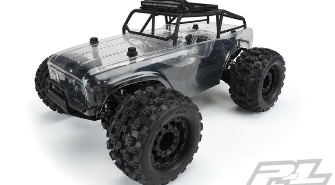 Ambush MT 4×4 mit Trail Cage 1:10 4WD Monster Truck