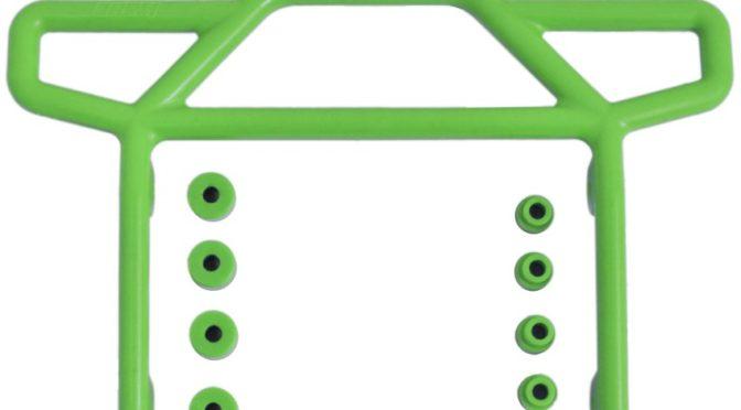 Heckrammer für den Traxxas Electric Rustler