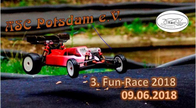 3.Fun-Race beim ASC-Potsdam e.V.