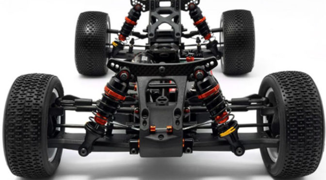 HB Racing D418 1/10 4WD Off-Road Buggy