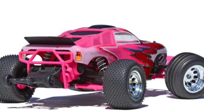 """RPM – """"Pink"""" my Traxxas"""