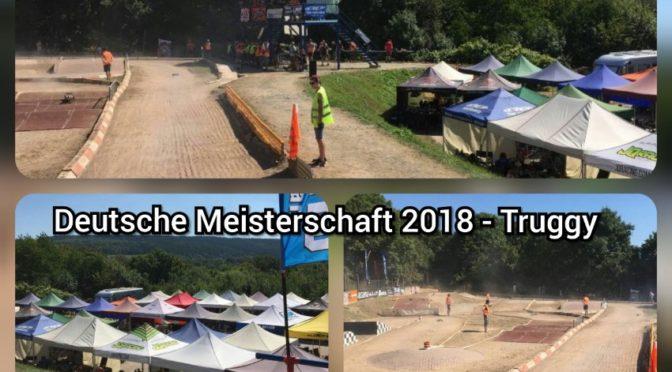 Deutsche Meisterschaft 2018 Truggy beim MRC Meiningen