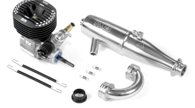 FX Engines bietet den FX K302 Motor als Combo