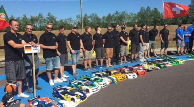 EFRA Europameisterschaft Large Scale TC / F1 in Frankreich