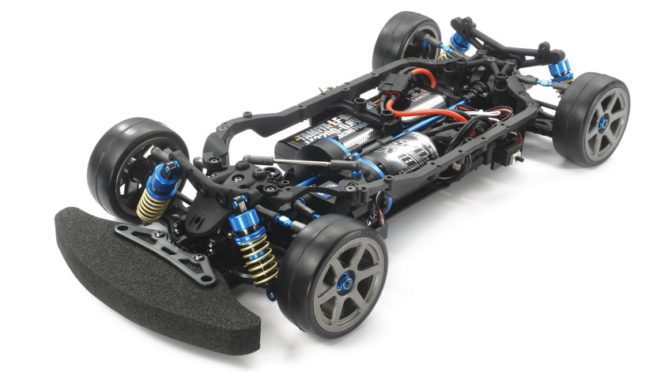 1:10 RC TB-05 Pro Chassis Kit