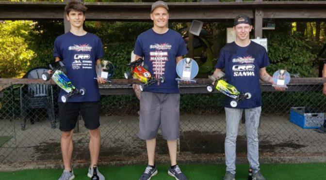 Neumann und Orlowski gewinnen beim Belgien GP