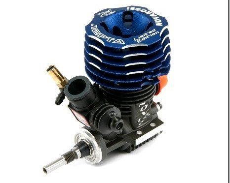 Novarossi Flash .12 PTA High-end Hochleistungsmotor zum Schnäppchenpreis