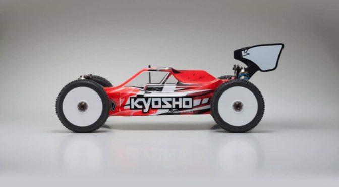 Kyosho MP9 Evo – Die ersten Bilder