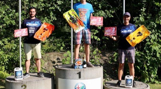Sieg für Fankhauser und Kurzbuch – NT1 siegreich bei den Swiss Nationals R3