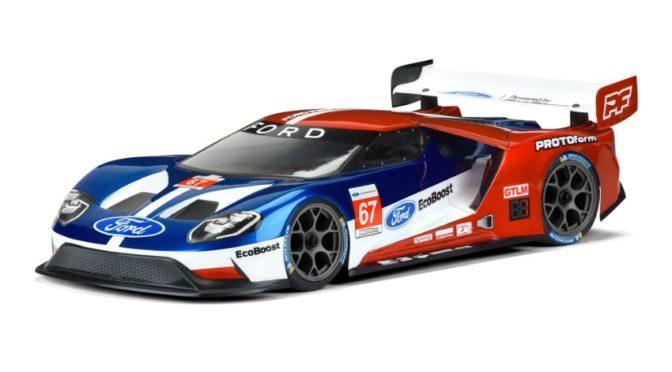 PROTOform – Ford® GT für 190mm Tourenwagen