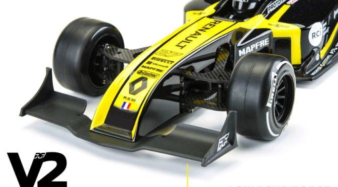 PROTOform V2 F1 Front Wing (Black)