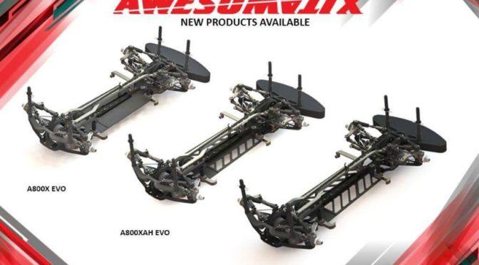 Awesomatix A800X EVO Car Kit