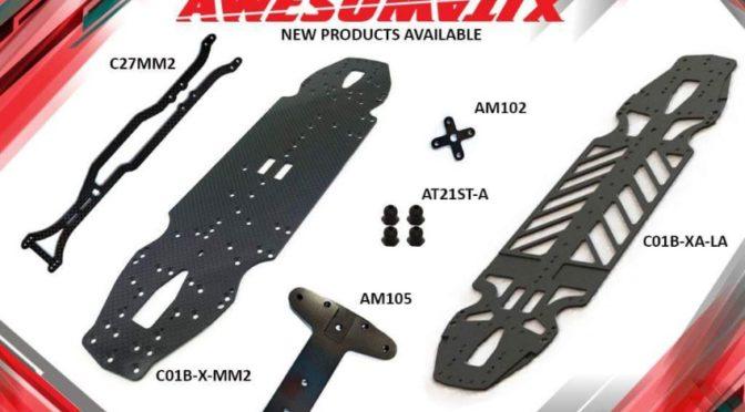 Neue Produkte von Awesomatix