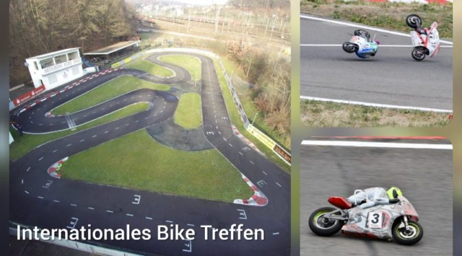 Internationales RC-Bike Treffen 2018