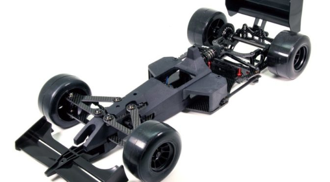Infinity IF11 1:10 Formula Car Kit