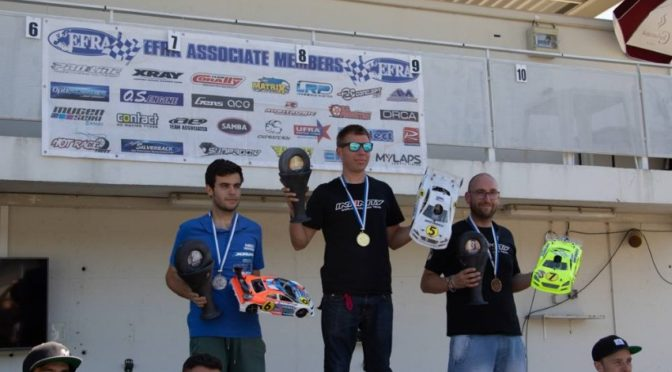 EFRA 1/10th IC Track Euros – Finals Day Report