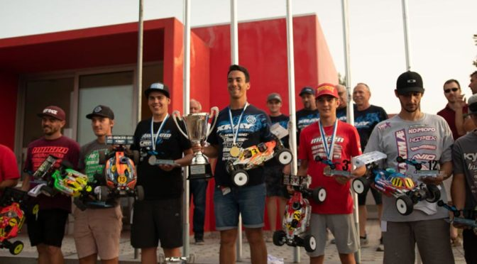 EFRA 1/8th IC Off Road Euros – Finals report