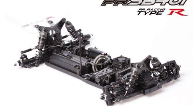 PR-Racing SB401-R