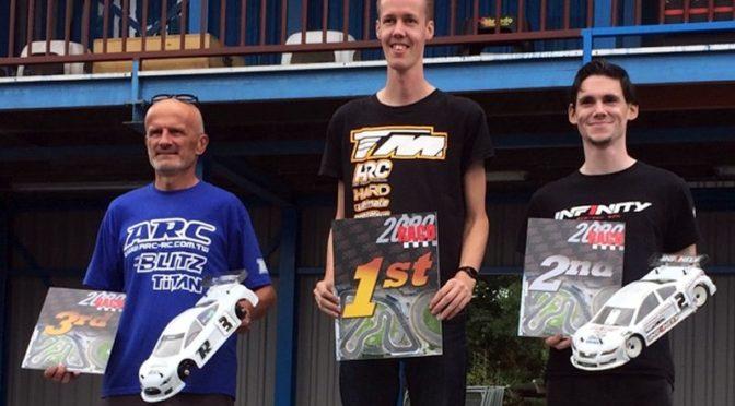 Rob Janssen / TM E4RS4 gewinnt verteidigt seinen Titel in Utrecht