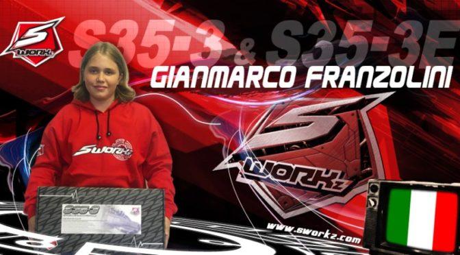Gianmarco Franzolini wechselt zu SWORKz
