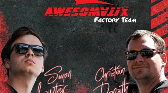 Simon Lauter und Christian Donath wechseln zu Awesomatix