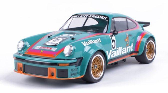 Tamiya Porsche 934 RSR 10 Jahre TAMICO Vaillant Limited Edition Bausatz
