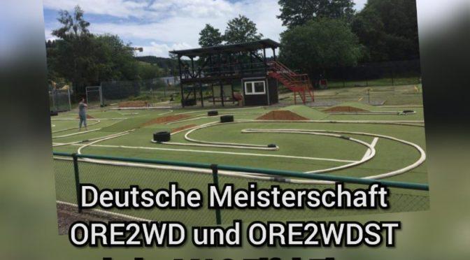 Deutsche Meisterschaft ORE2WD / ORE2WDST beim Eifel-Elos