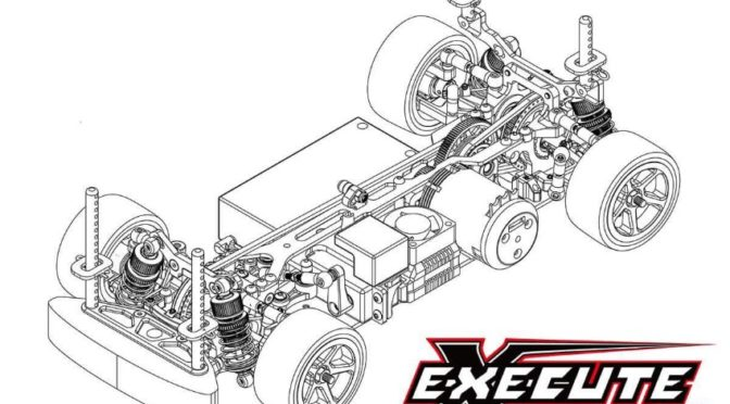 XPRESS Execute XM1S – M-Chassis 4WD