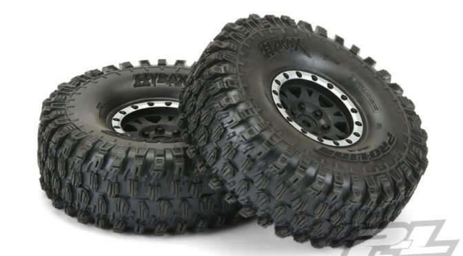 Hyrax 1.9″ G8 Rock Terrain Truck Reifen