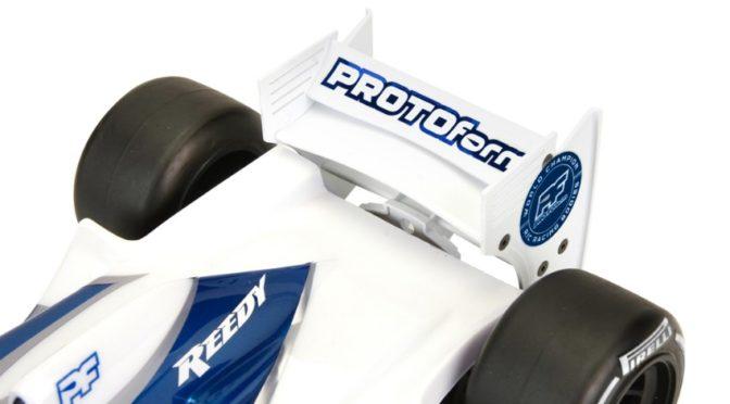 PROTOform F1 Heckspoiler für 1:10 Formula 1