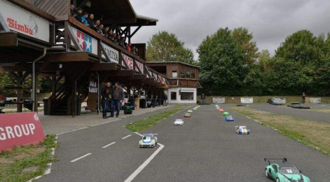 GTS –OST Lauf im August auf dem TAMIYA – Raceway Sonneberg
