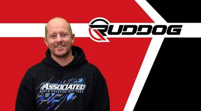 Andreas Myrberg jetzt bei RUDDOG Distribution