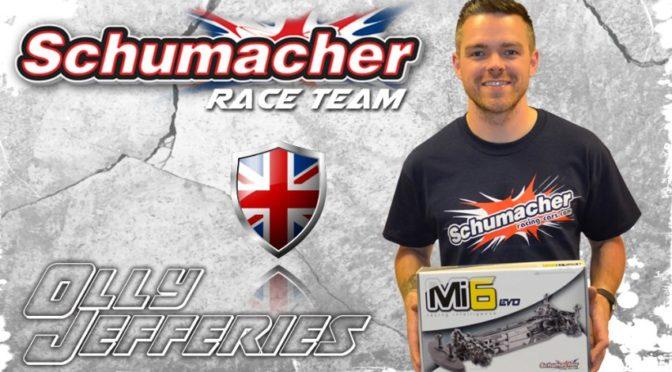 Olly Jefferies wechselt zu Schumacher Racing