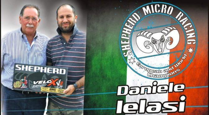 Daniele Ielasi wechselt zu Team Shepherd