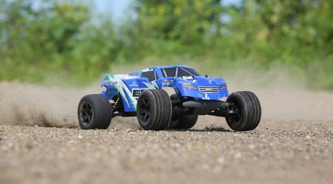 ECX® CIRCUIT 2WD CIRCUIT ST: RTR, blau
