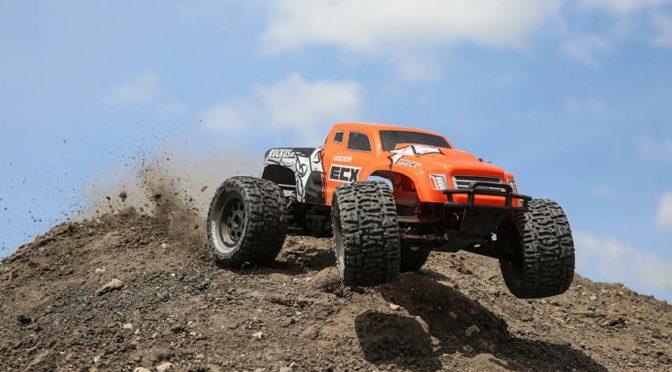 ECX® 1/10 2WD RUCKUS MT: RTR